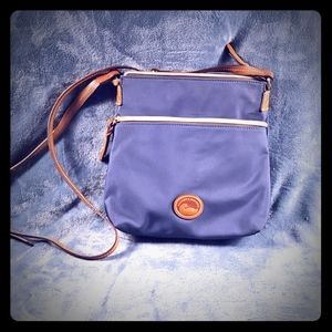 GUV Dooney and Bourke Navy Crossbody